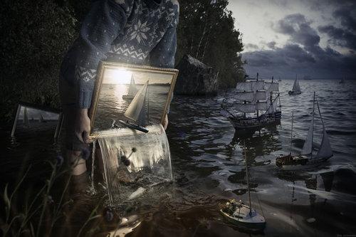 Eric Johansson Waterval